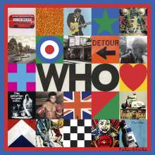 The Who: Who, CD