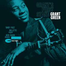 Grant Green (1931-1979): Grant's First Stand (180g), LP