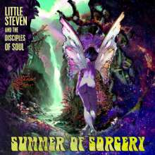 Little Steven (Steven Van Zandt): Summer Of Sorcery (Limited Edition), CD