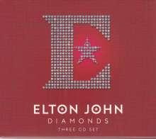 Elton John (geb. 1947): Diamonds (Deluxe Edition), 3 CDs
