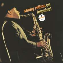 Sonny Rollins (geb. 1930): On Impulse! (180g), LP