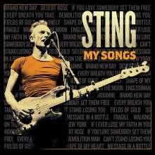 Sting: My Songs, CD
