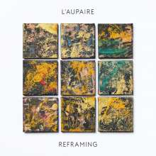 L'Aupaire: Reframing (180g), 1 LP und 1 Single 10""