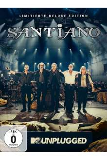 Santiano: MTV Unplugged (Limited Deluxe Edition), 2 CDs, 2 DVDs und 1 Blu-ray Disc