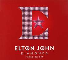 Elton John: Diamonds (Deluxe Edition), 3 CDs