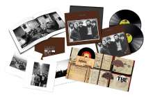 The Band: The Band (50th Anniversary) (remixed & remastered) (Limited Edition Box Set) (45 RPM), 2 LPs, 2 CDs, 1 Blu-ray Disc und 1 Single 7""