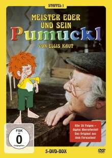 Pumuckl - Meister Eder und sein Pumuckl Staffel 1, 5 DVDs