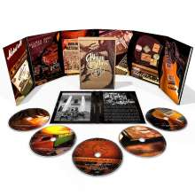 The Allman Brothers Band: Trouble No More: 50th Anniversary (Limited Edition), 5 CDs und 1 Buch