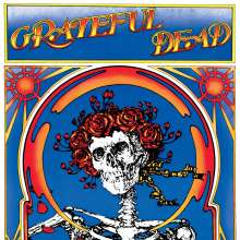 Grateful Dead: Grateful Dead (Skull & Roses) (Live) (2021 Remaster), 2 LPs
