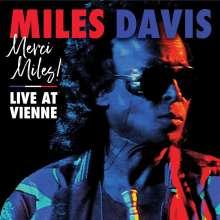 Miles Davis (1926-1991): Merci, Miles! Live At Vienne, 2 LPs