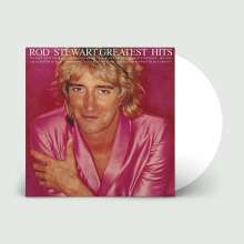 Rod Stewart: Greatest Hits Vol. 1 (Limited Edition) (White Vinyl), LP