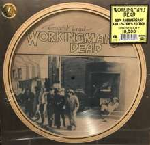 Grateful Dead: Workingman's Dead (50th Anniversary) (Limited Edition) (Picture Disc), LP