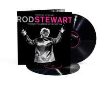 Rod Stewart: You're In My Heart: Rod Stewart With The Royal Philharmonic Orchestra (180g), 2 LPs