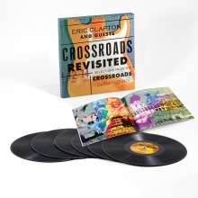 Eric Clapton: Crossroads Revisited: Selections From The Crossroads Guitar Festivals, 6 LPs