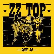 ZZ Top: Goin' 50, CD