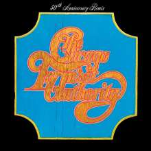 Chicago: Chicago Transit Authority (50th Anniversary Remix), CD