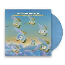 Jefferson Airplane: Thirty Seconds Over Winterland (180g) (Limited Edition) (Sky Blue Vinyl), LP
