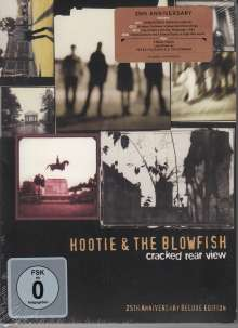 Hootie & The Blowfish: Cracked Rear View (25th Anniversary Deluxe-Edition), 3 CDs und 1 DVD