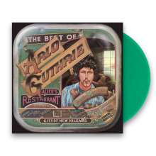 Arlo Guthrie: The Best Of Arlo Guthrie (Limited-Edition) (Pickle Green Vinyl), LP