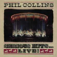 Phil Collins (geb. 1951): Serious Hits ... Live! (remastered) (180g), 2 LPs