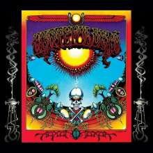 Grateful Dead: Aoxomoxoa (50th Anniversary Edition) (Limited Deluxe Edition) (Picture Disc), LP