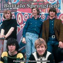 Buffalo Springfield: What's That Sound? (Complete Albums Collection), 5 CDs