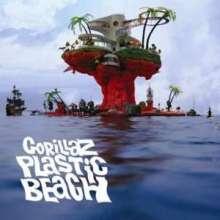Gorillaz: Plastic Beach, 2 LPs