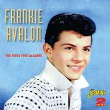 Frankie Avalon: The First Five Albums, 2 CDs