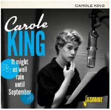Carole King: It Might As Well Rain Until September, CD