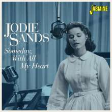 Jodie Sands: Someday, With All My Heart, CD