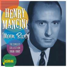 Henry Mancini (1924-1994): Filmmusik: Moon River: The Singles Collection 1956 - 1962, CD