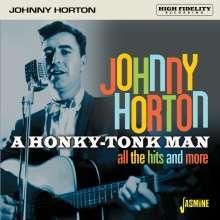 Johnny Horton: A Honky-Tonk Man, CD