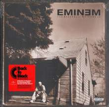 Eminem: The Marshall Mathers LP (180g) (Limited Edition), 2 LPs