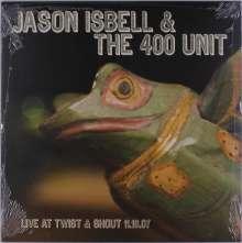 Jason Isbell: Live At Twist & Shout 11.16.07, LP