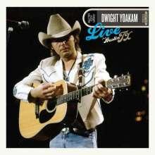 Dwight Yoakam: Live From Austin, TX, 1 CD und 1 DVD