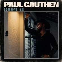 Paul Cauthen: Room 41 (Clear Vinyl), LP