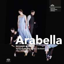 Richard Strauss (1864-1949): Arabella, 3 Super Audio CDs