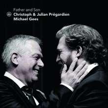 Christoph & Julian Pregardien - Father and Son, CD
