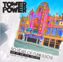 Tower Of Power: 50 Years Of Funk & Soul: Live At The Fox Theater, DVD
