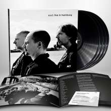 E.S.T. - Esbjörn Svensson Trio: Live In Hamburg (remastered) (180g) (Limited Edition), 4 LPs
