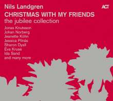 Nils Landgren (geb. 1956): Christmas With My Friends - The Jubilee Collection (Limited Edition), 5 CDs