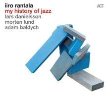 Iiro Rantala (geb. 1970): My History Of Jazz, CD
