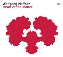 Wolfgang Haffner (geb. 1965): Heart Of The Matter, CD