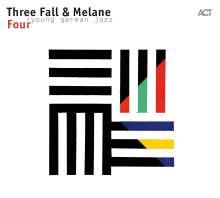 Three Fall & Melane: Four, CD