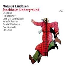 Magnus Lindgren (geb. 1974): Stockholm Underground (180g), LP