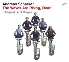 Andreas Schaerer: The Waves Are Rising, Dear! (180g) (Limited Edition) (mit handsigniertem Druck in LP-Größe), LP