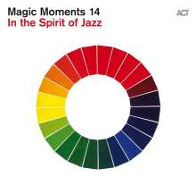 Magic Moments 14 - In The Spirit Of Jazz, CD