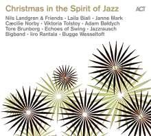 Christmas In The Spirit Of Jazz, CD