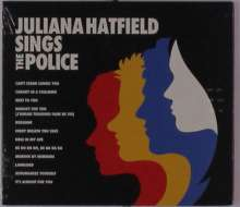 Juliana Hatfield: Juliana Hatfield Sings The Police, CD