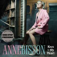 Anne Bisson (geb. 1967): Keys To My Heart (One-Step Pressing) (180g) (Limited Numbered Edition) (45 RPM), 2 LPs